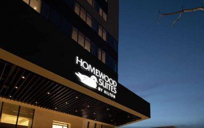TVP Management – Proyecto Homewood Suites by Hilton